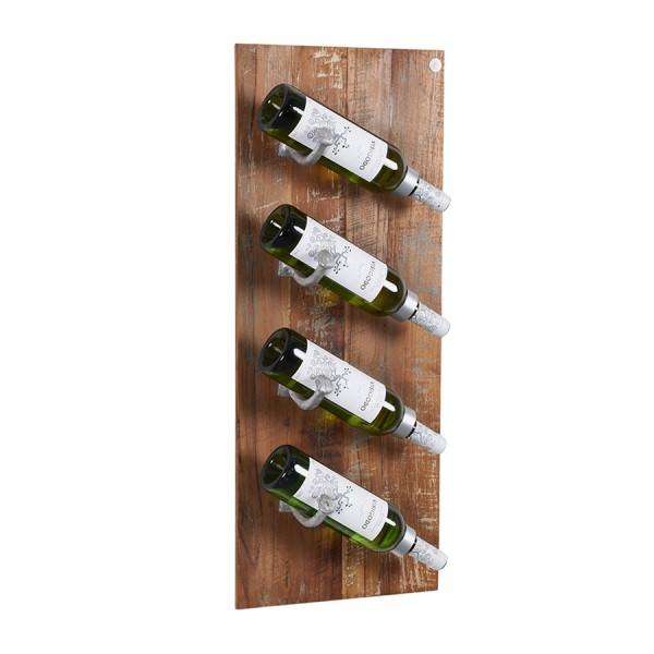 Weinregal Merlot für 4 Flaschen SO190251 von D-Bodhi