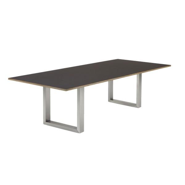 Tisch Fenix Bein D1 U-Profil