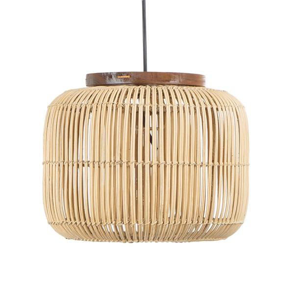 Barrel Hanging Lamp Small LBR2043N