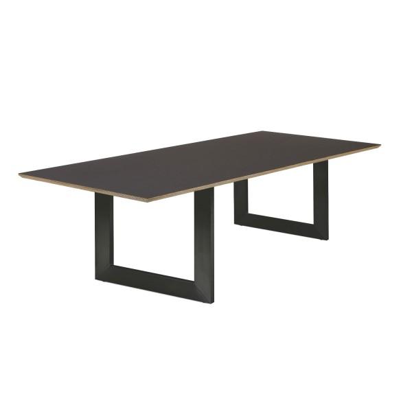 Tisch Fenix Bein L2 U-Profil Nouvion
