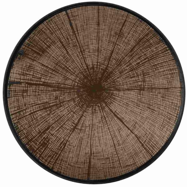 Tablett Bronze Slice 20407