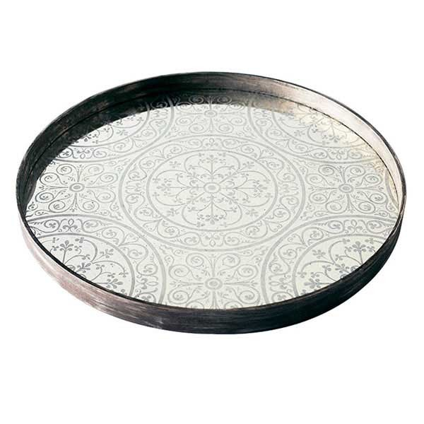 Tablett Moroccan Frost 20310