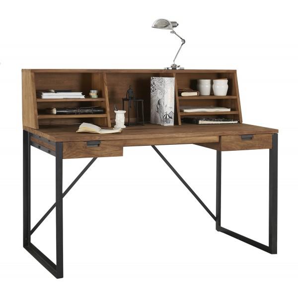 Schreibtisch Fendy FD290111 mit Aufsatz von D-Bodhi