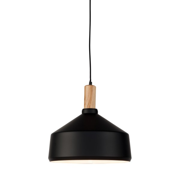 Lampe Melbourne Holz/Metall